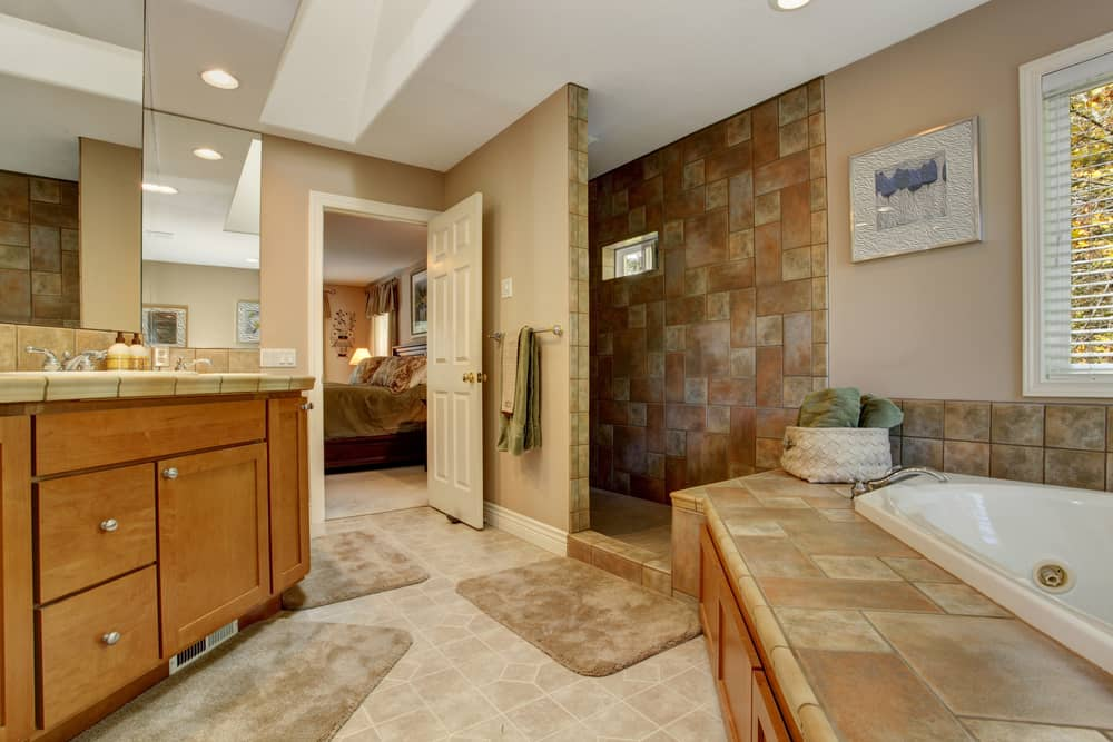 What is the difference between a bath mat and a bath rug